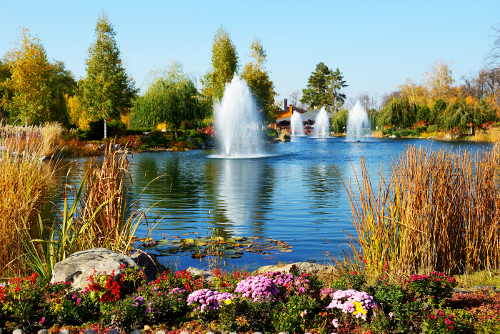 Should you add a water feature to your Idaho backyard?