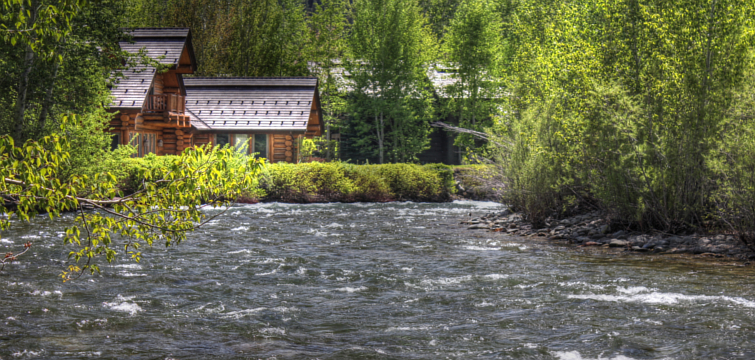 Idaho Riverfront Property