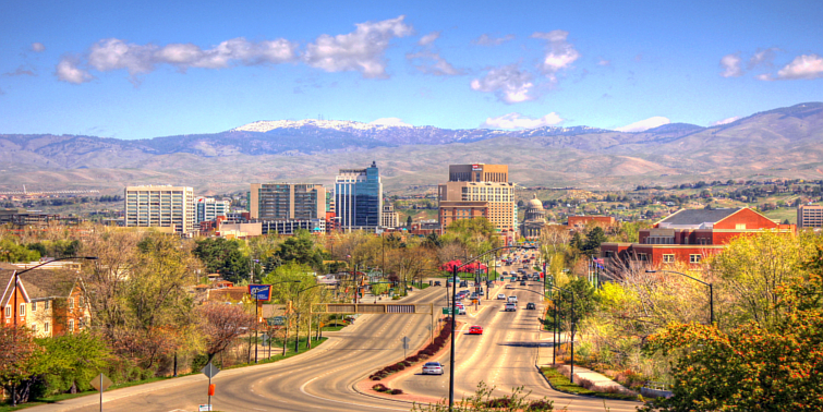 Real Estate Boise Idaho