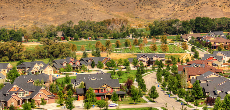 Houses For Sale Interstate Subdivision Nampa