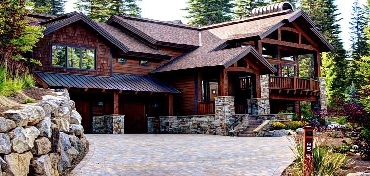Idaho cabins for sale homes and real estate for Idaho house plans