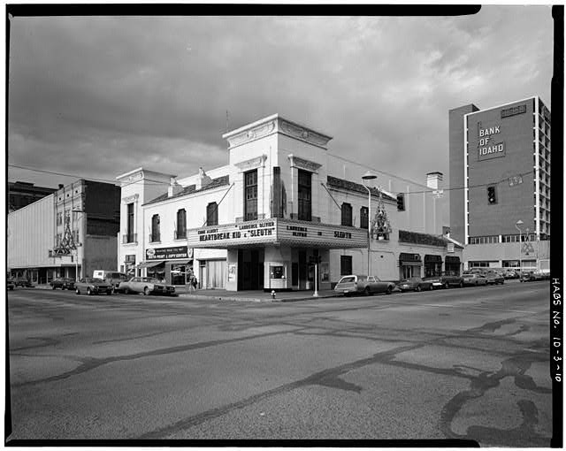 1950's Boise Egyptian Theatre